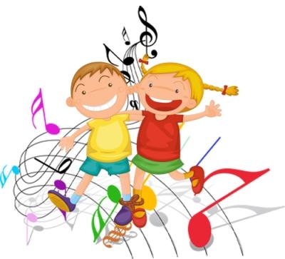 дети и ноты