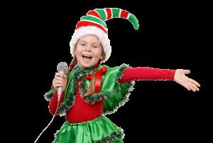 Споем вместе новогодние песни!